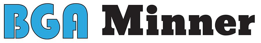 BGA Minner Retina Logo